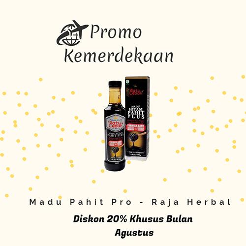 distributor obat herbal surabaya- contoh promo