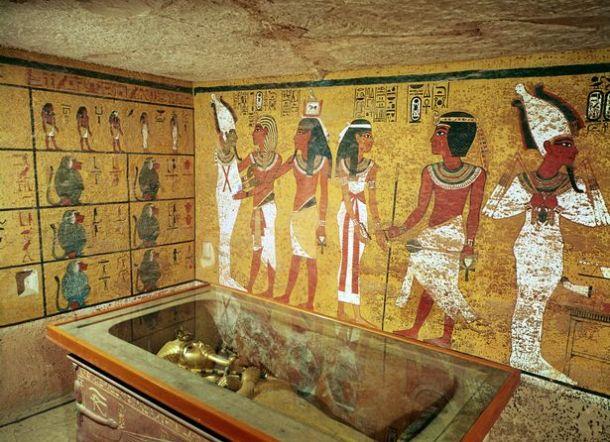 Kuburan Tutankhamun